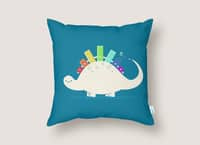Xylosaurus - throw-pillow - small view