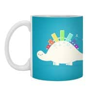 Xylosaurus - white-mug - small view