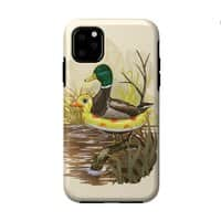 Duck in Training - double-duty-phone-case - small view