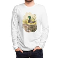 Duck in Training - mens-long-sleeve-tee - small view