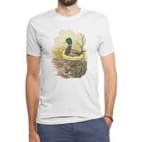 Duck in Training - mens-triblend-tee - small view