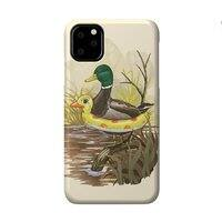 Duck in Training - perfect-fit-phone-case - small view