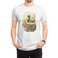 Duck in Training - mens-regular-tee - small view