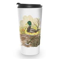 Duck in Training - travel-mug - small view