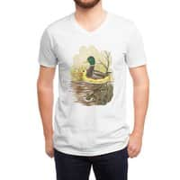Duck in Training - vneck - small view