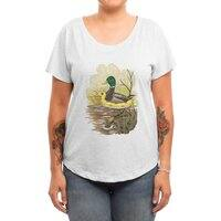 Duck in Training - womens-dolman - small view