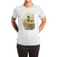 Duck in Training - womens-extra-soft-tee - small view