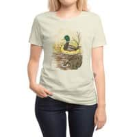 Duck in Training - womens-regular-tee - small view