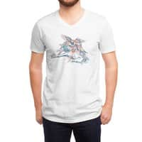 Vultures - vneck - small view