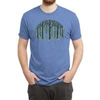 Hibearnation - mens-triblend-tee - small view