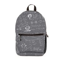 Maths - backpack - small view