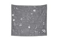 Maths - indoor-wall-tapestry - small view