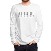 The Pianist - mens-long-sleeve-tee - small view