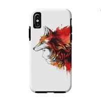 Lady Fox - double-duty-phone-case - small view