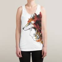 Lady Fox - sublimated-tank - small view