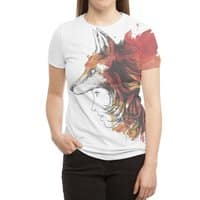 Lady Fox - womens-sublimated-triblend-tee - small view