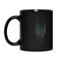 Urban Oscillations - black-mug - small view