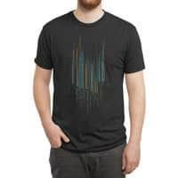 Urban Oscillations - mens-triblend-tee - small view