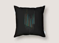 Urban Oscillations - throw-pillow - small view