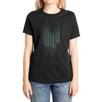 Urban Oscillations - womens-extra-soft-tee - small view