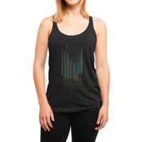 Urban Oscillations - womens-triblend-racerback-tank - small view