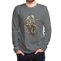 Lonely Man - mens-long-sleeve-tee - small view