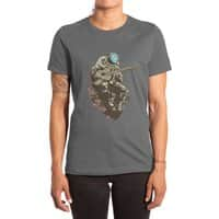 Lonely Man - womens-extra-soft-tee - small view