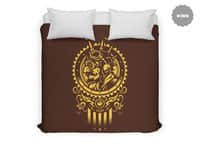Steampunk 1852 - duvet-cover - small view