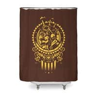 Steampunk 1852 - shower-curtain - small view