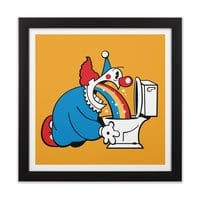 The Morning After - black-square-framed-print - small view