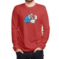 The Morning After - mens-long-sleeve-tee - small view