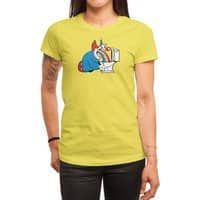 The Morning After - womens-regular-tee - small view