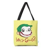 Why So Curious? - tote-bag - small view