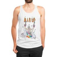Man Up! - mens-jersey-tank - small view
