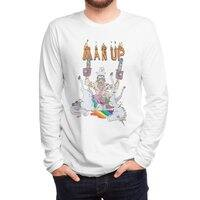 Man Up! - mens-long-sleeve-tee - small view
