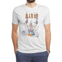 Man Up! - mens-triblend-tee - small view