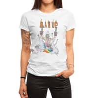 Man Up! - womens-regular-tee - small view