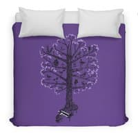 The Symphonic Tree - duvet-cover - small view
