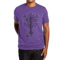 The Symphonic Tree - mens-extra-soft-tee - small view