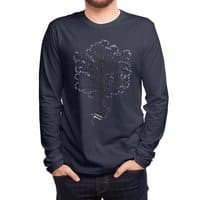The Symphonic Tree - mens-long-sleeve-tee - small view