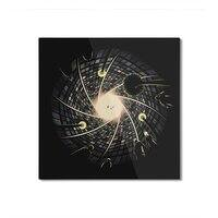 Sky Aperture - square-mounted-aluminum-print - small view