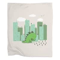 Let's Plant - blanket - small view