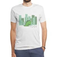 Let's Plant - mens-triblend-tee - small view