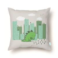 Let's Plant - throw-pillow - small view