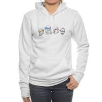 Heroes In An Art Shell - hoody - small view