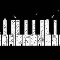 Piano Skyline - small view