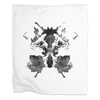 Rorschach - blanket - small view