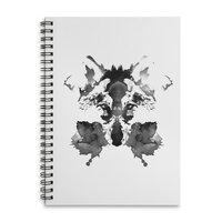 Rorschach - spiral-notebook - small view