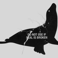 Broken Seal - small view
