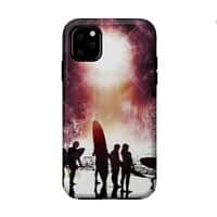 A Spectacular Sunset - double-duty-phone-case - small view
